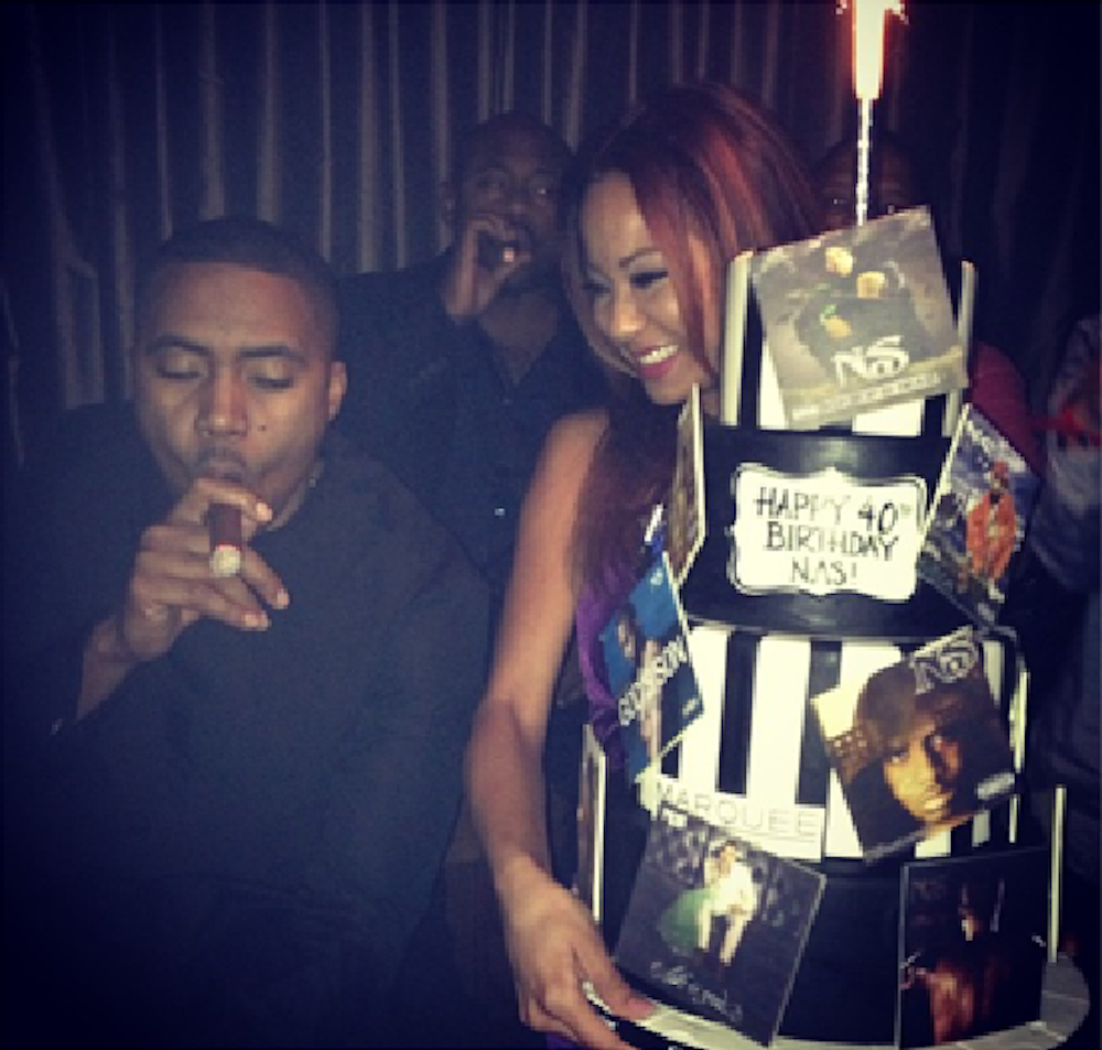 Nas_Birthday Cake_Marquee Nightclub