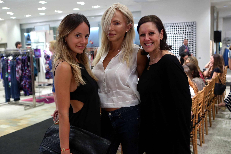 Erin Newberg, Lauren Foster, & Tara Gilani