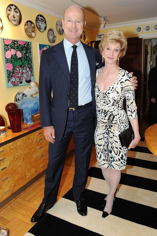 Prince Dimitri of Yugoslavia and Jacqueline Weld Drake