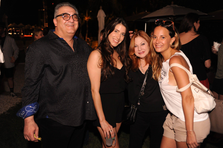 Reggie Rubin, Erin Newberg & friends1