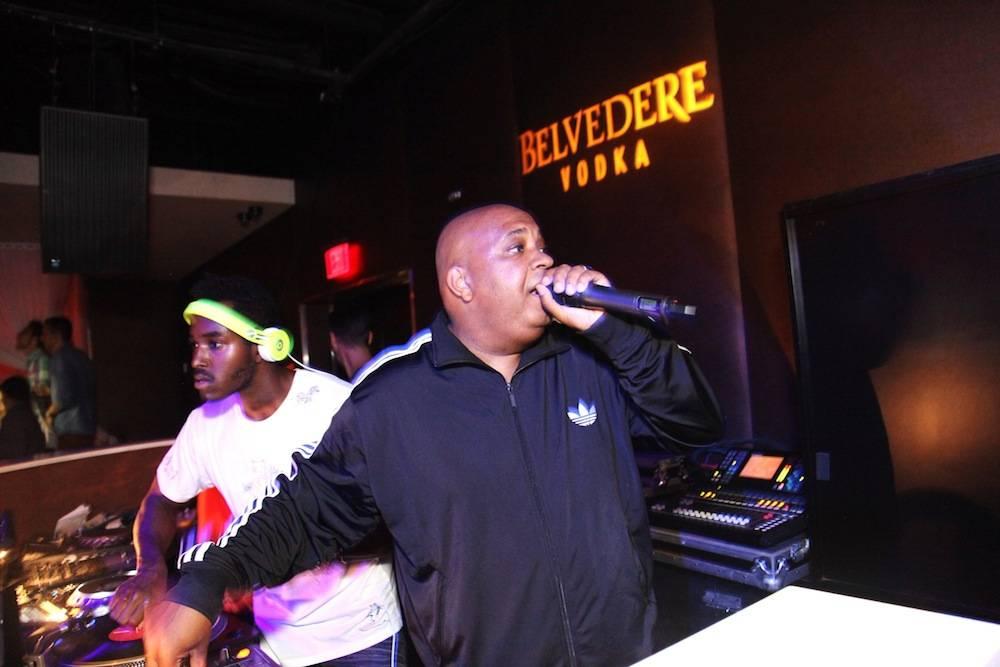 Rev Run and Ruckus 2_PURE Nightclub
