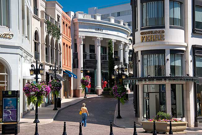 Rodeo Drive To Celebrate Festival Of Watches This October