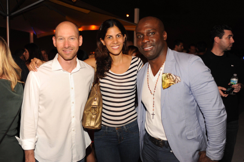 Russ Brooke, Malti Wadhwani, & Kenly Silencieux