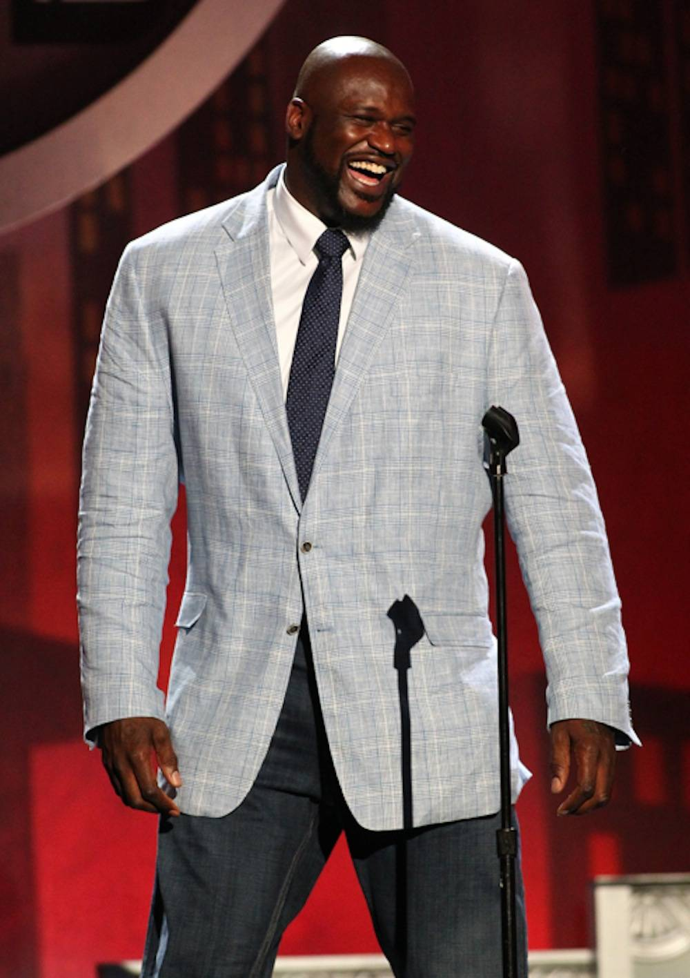 Shaquille O'Neal All Star Comedy Jam at TheJoint on Saturday, Aug. 31