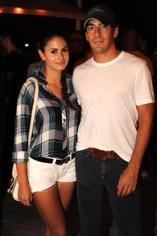 Sofia Kuchevska & Sean Flannery