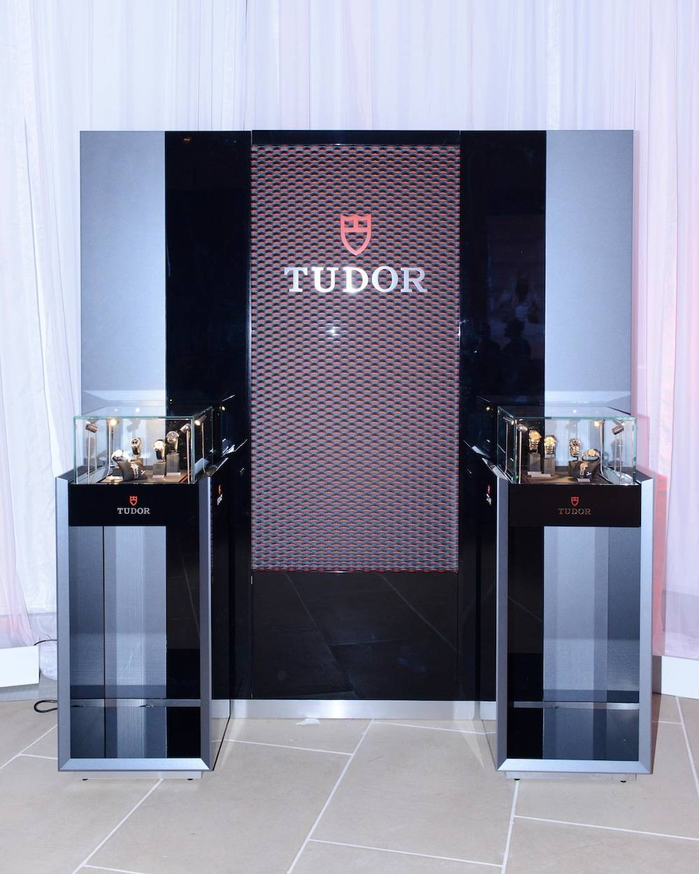 TUDOR WATCHES US Launch Event