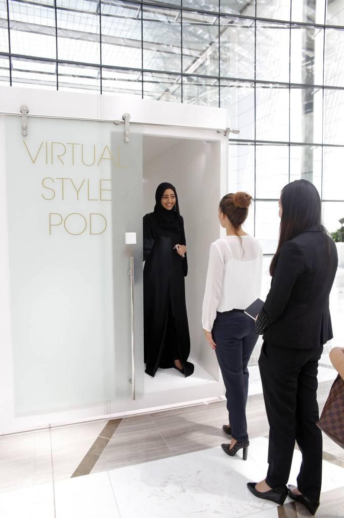 The Galleria - Virtual Style Pod