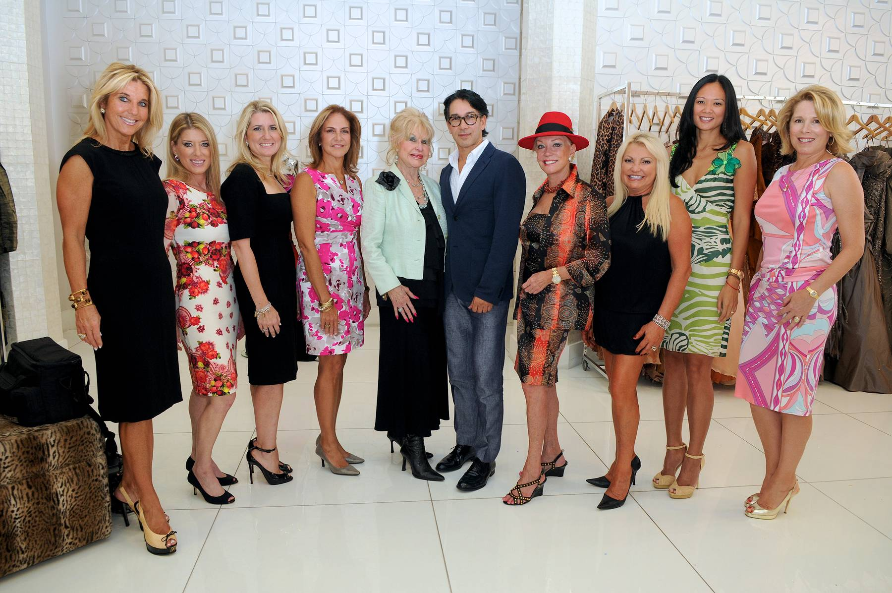 Rene Ruiz Hosts Kick-Off Luncheon For American Cancer Society