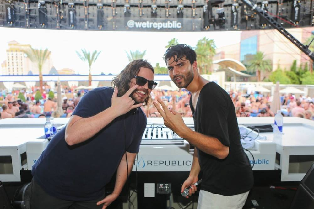 Tommy Trash and R3hab_WET REPUBLIC_LDW
