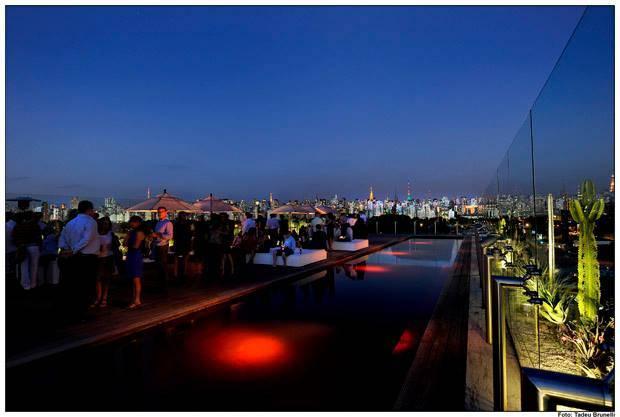 Top 5 nightclubs in brazil haute living for Miroir rio de janeiro