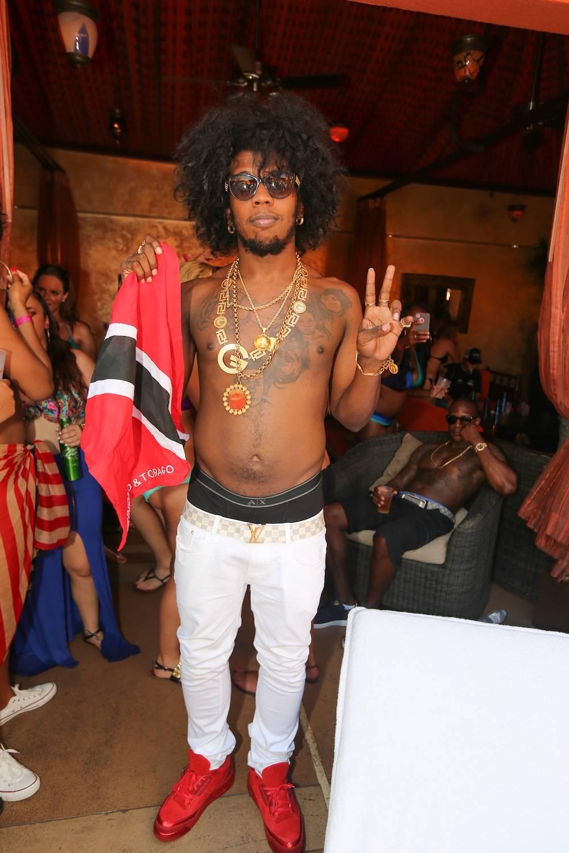 Trinidad Jame$_TAO Beach