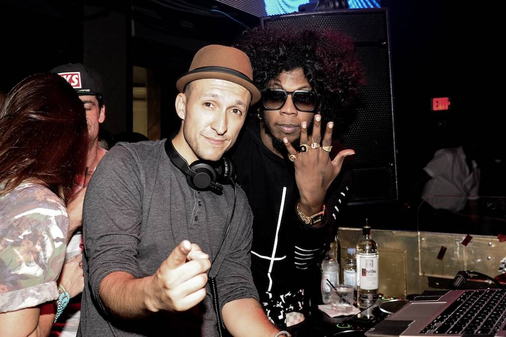 Dj Vice and Trinidad James
