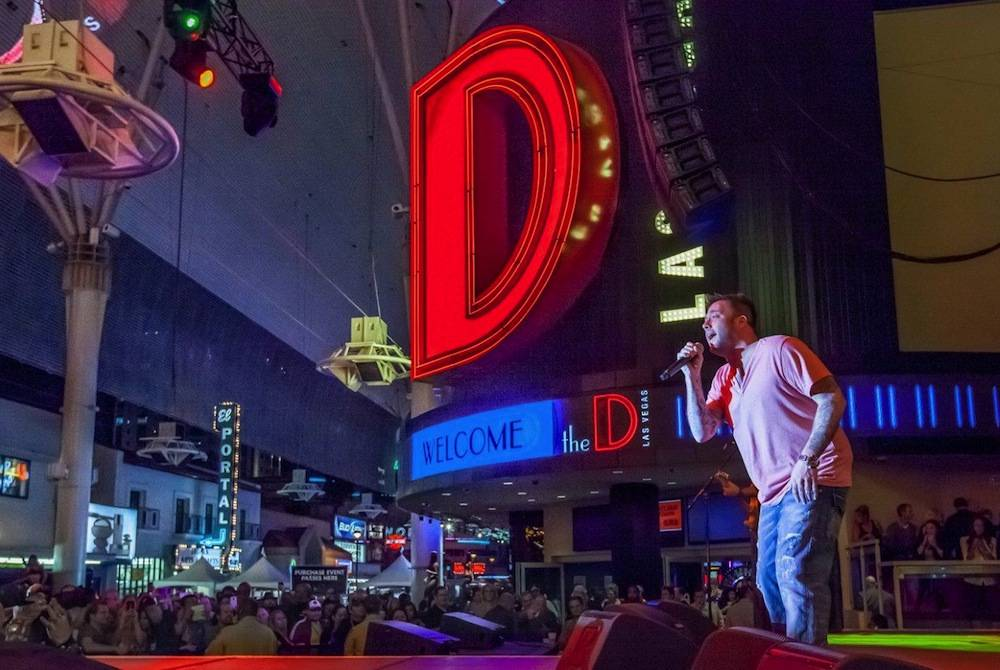 Photos: Tom Uncle Kracker performs at the D Las Vegas. Photos: Tom Donoghue/Donoghue Photography