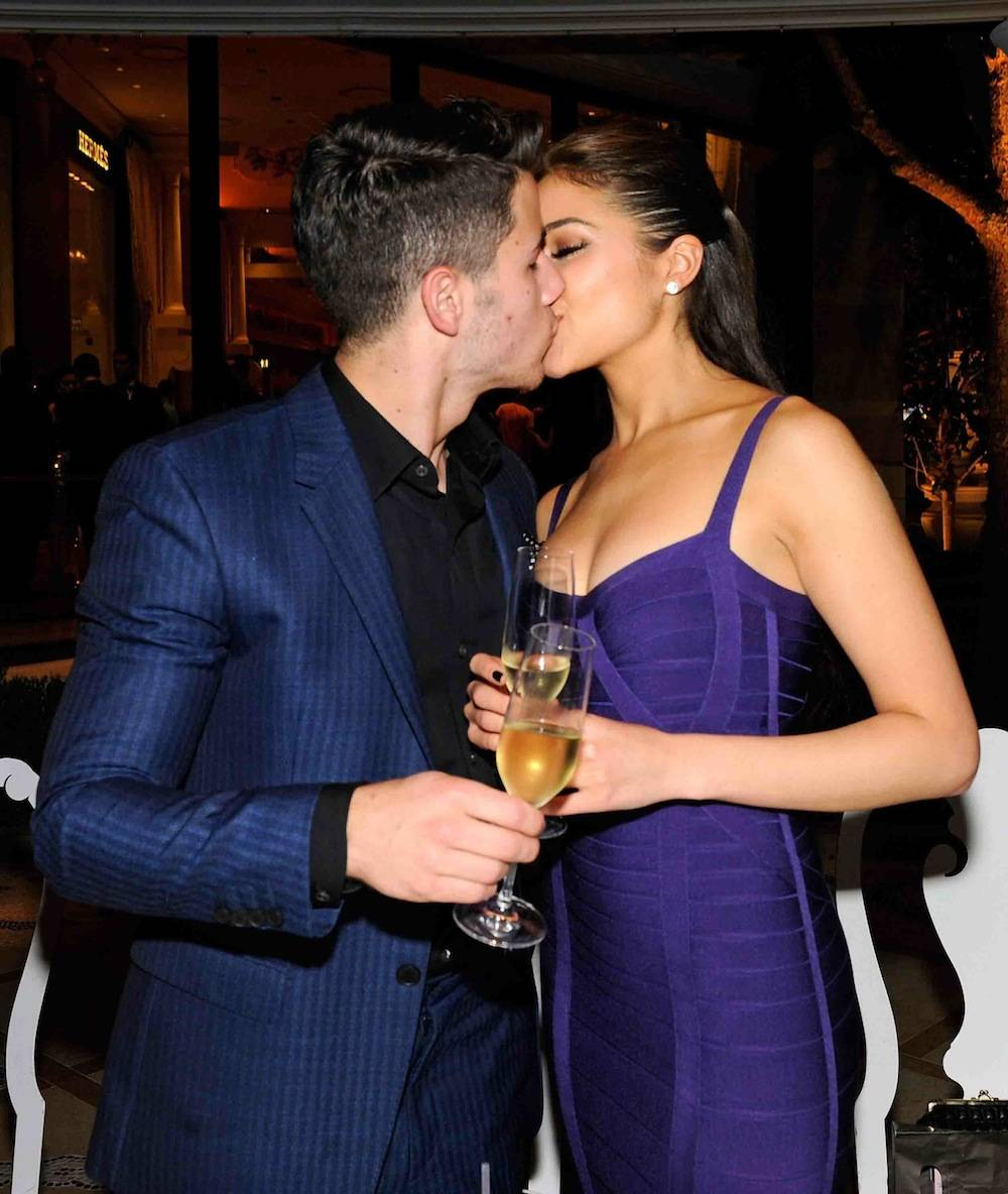 Nick Jonas Celebrates 21st Birthday At Wynn Las Vegas XS Nightclub, Botero, Andrea's & Le Reve With Brothers Joe And Kevin Jonas