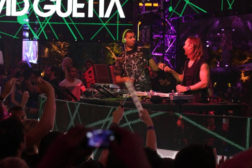 XS - LDW Monday- Afrojack and Guetta