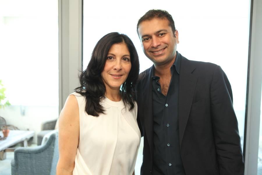 Yolanda Berkowitz, Kamal Hotchmandani