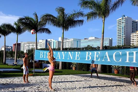 Biscayne Beach Penthouse Collection Party