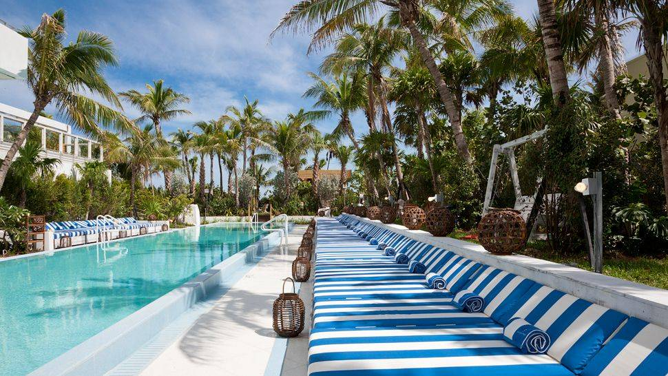 Best Hotels in Miami For Celebrity Sightings - JustLuxe.com
