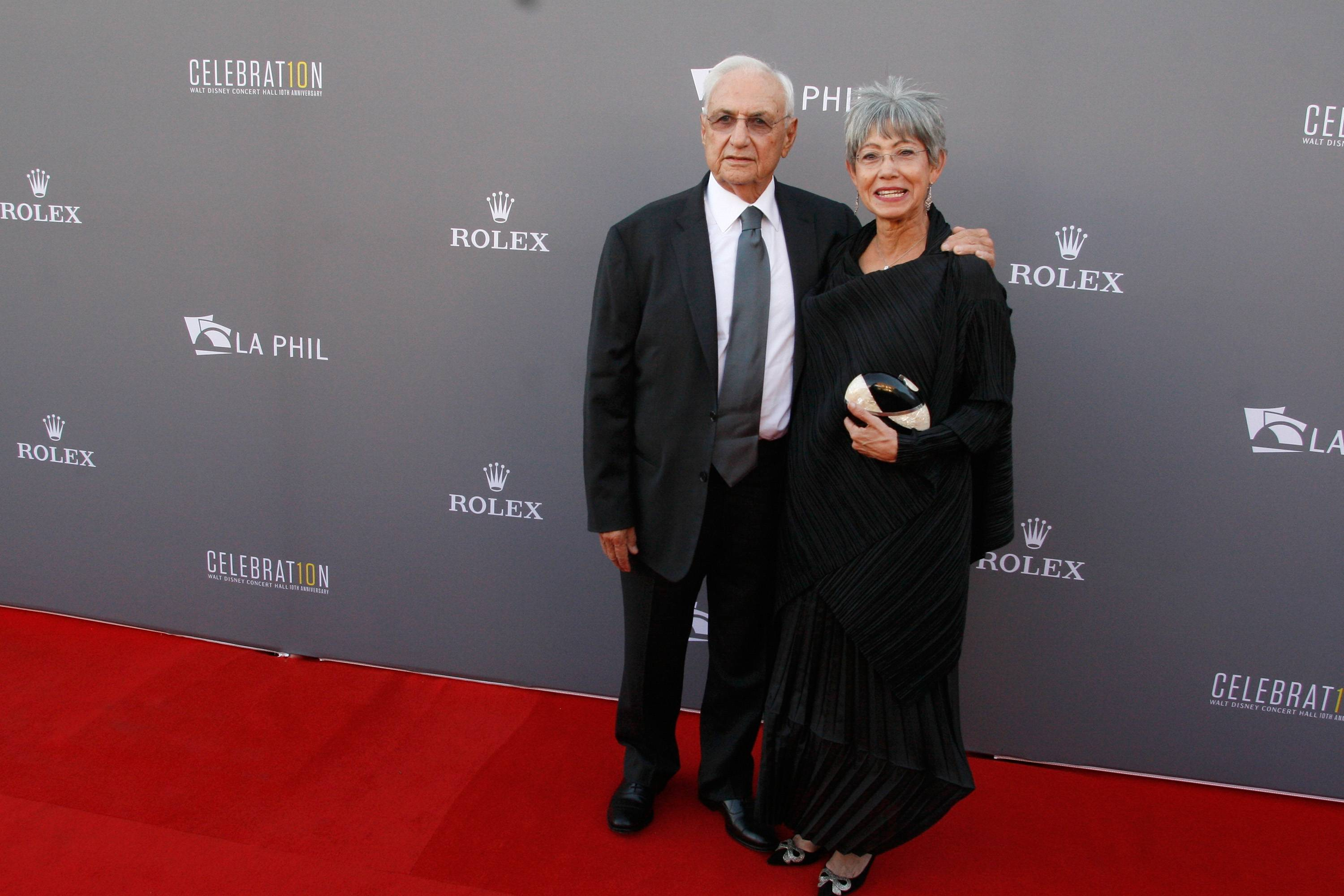 Los Angeles Philharmonic's Walt Disney Concert Hall 10th Anniversary Celebration - Red Carpet Arrivals