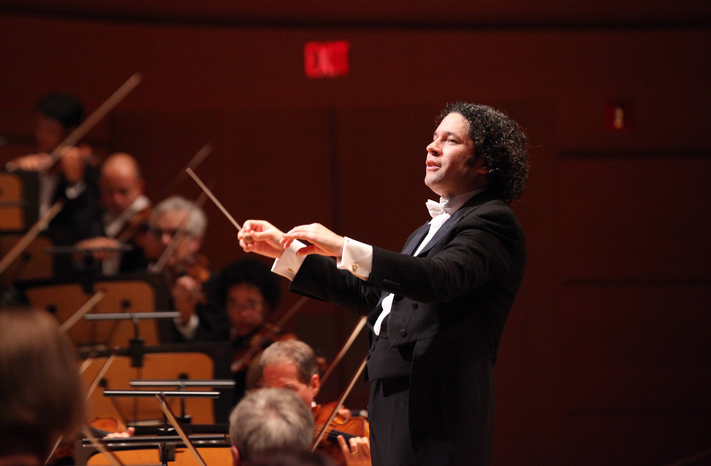 Los Angeles Philharmonic's Walt Disney Concert Hall 10th Anniversary Celebration – Performance