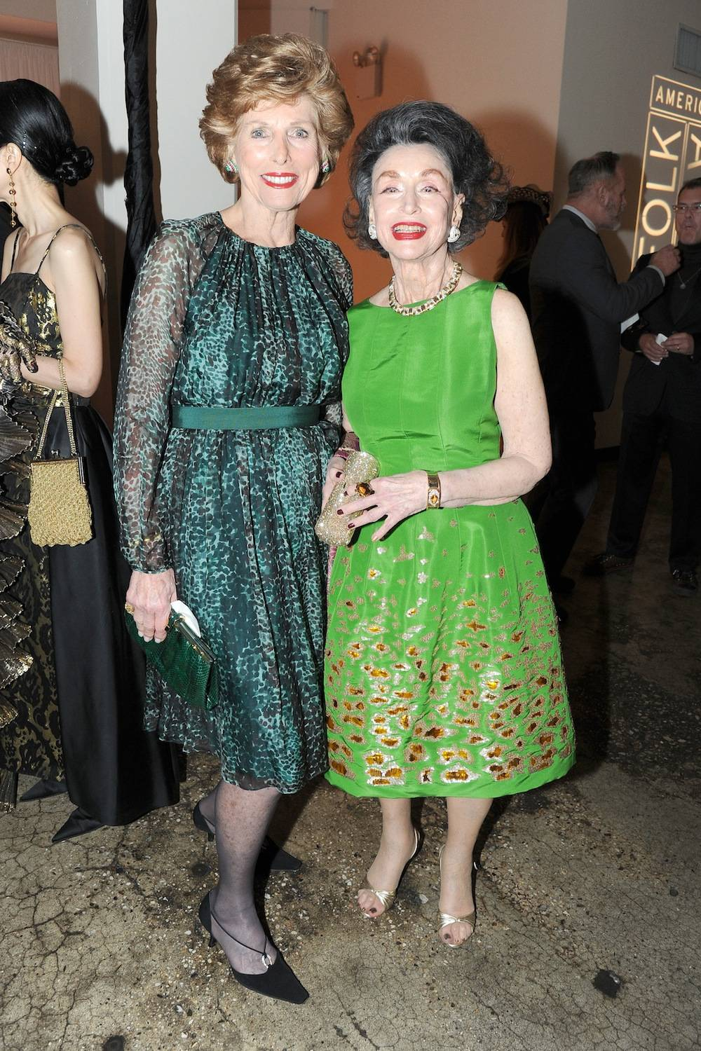 American Folk Art Museum Folk Couture Benefit Gala Honoring Valerie Steele and Lucy Sykes