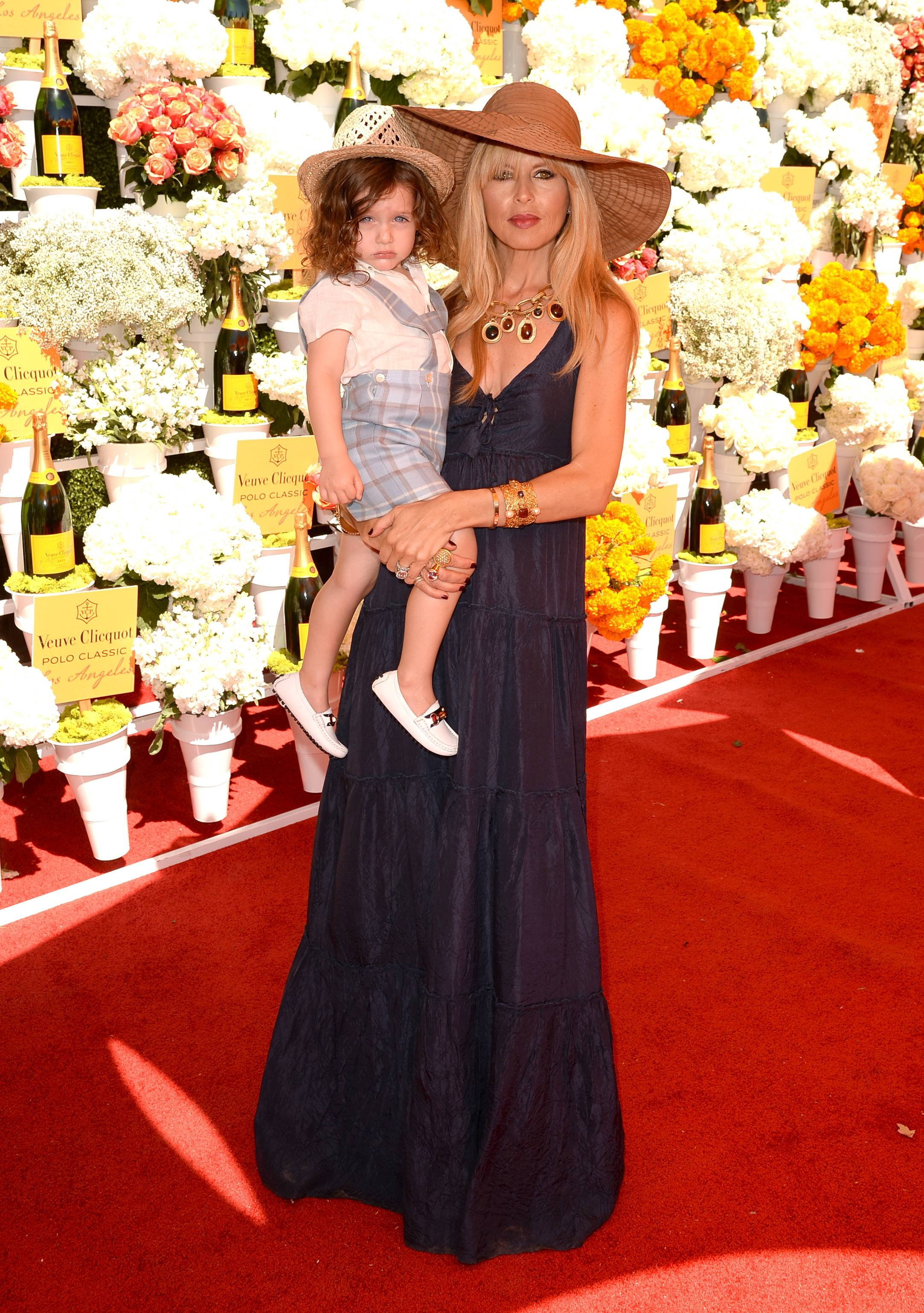 BESTPIX     The Fourth-Annual Veuve Clicquot Polo Classic, Los Angeles – Red Carpet