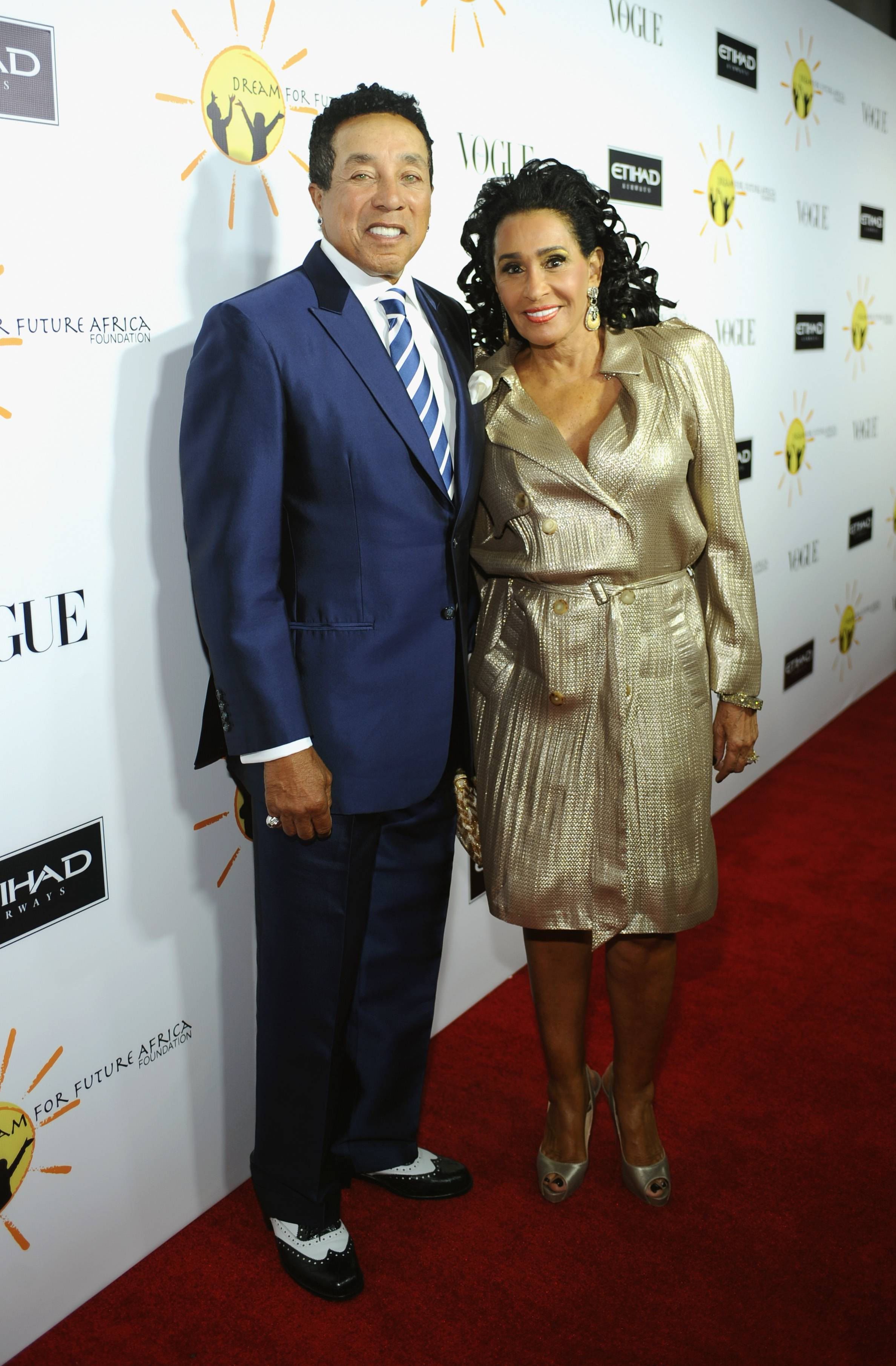 Dream For Future Africa Foundation Inaugural Gala Honoring Franca Sozzani Of VOGUE Italia