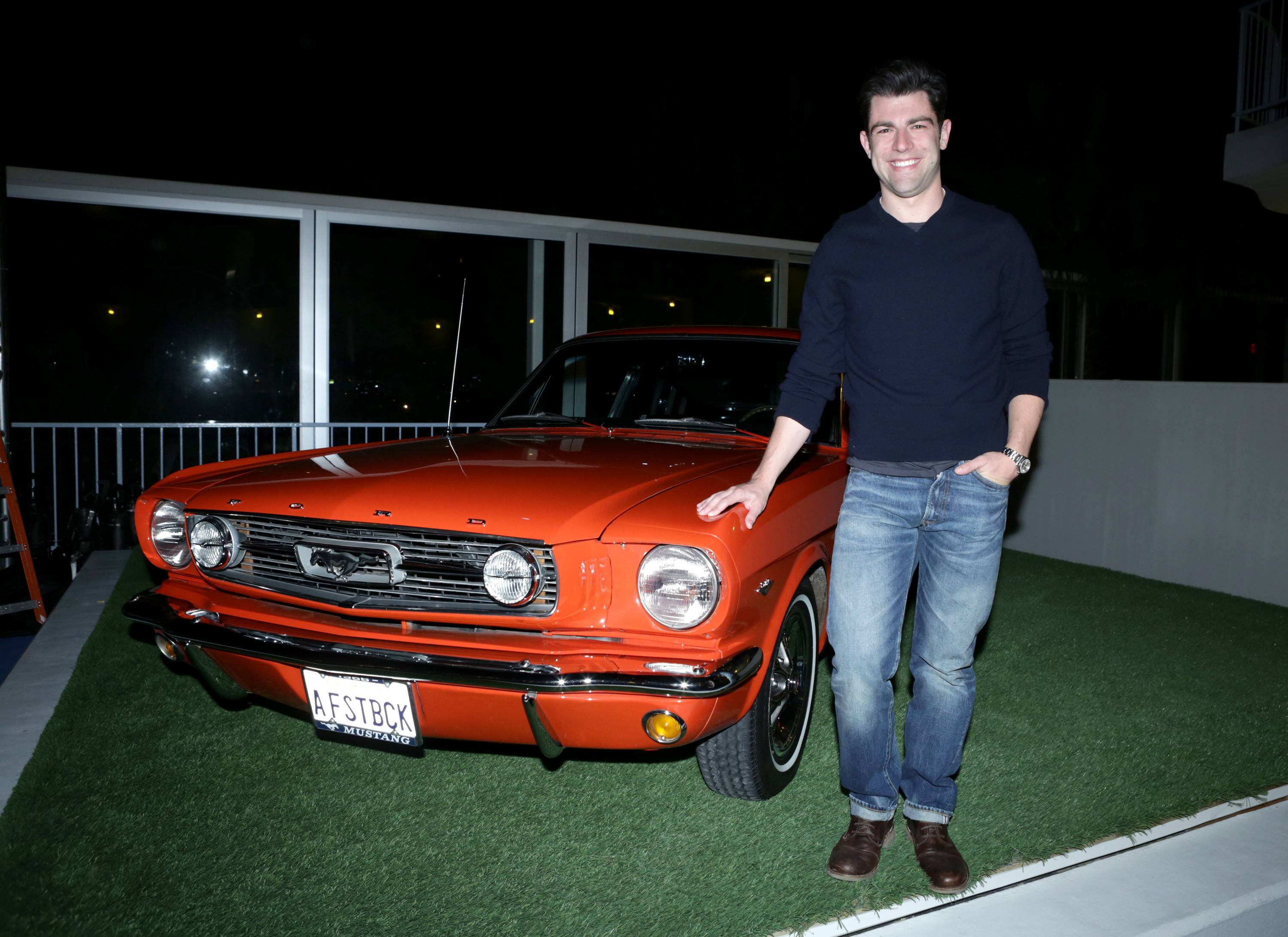 Ford Motor Company And Decades LA Explore Five Decades Of The Mustang, Music And Iconic Fashion