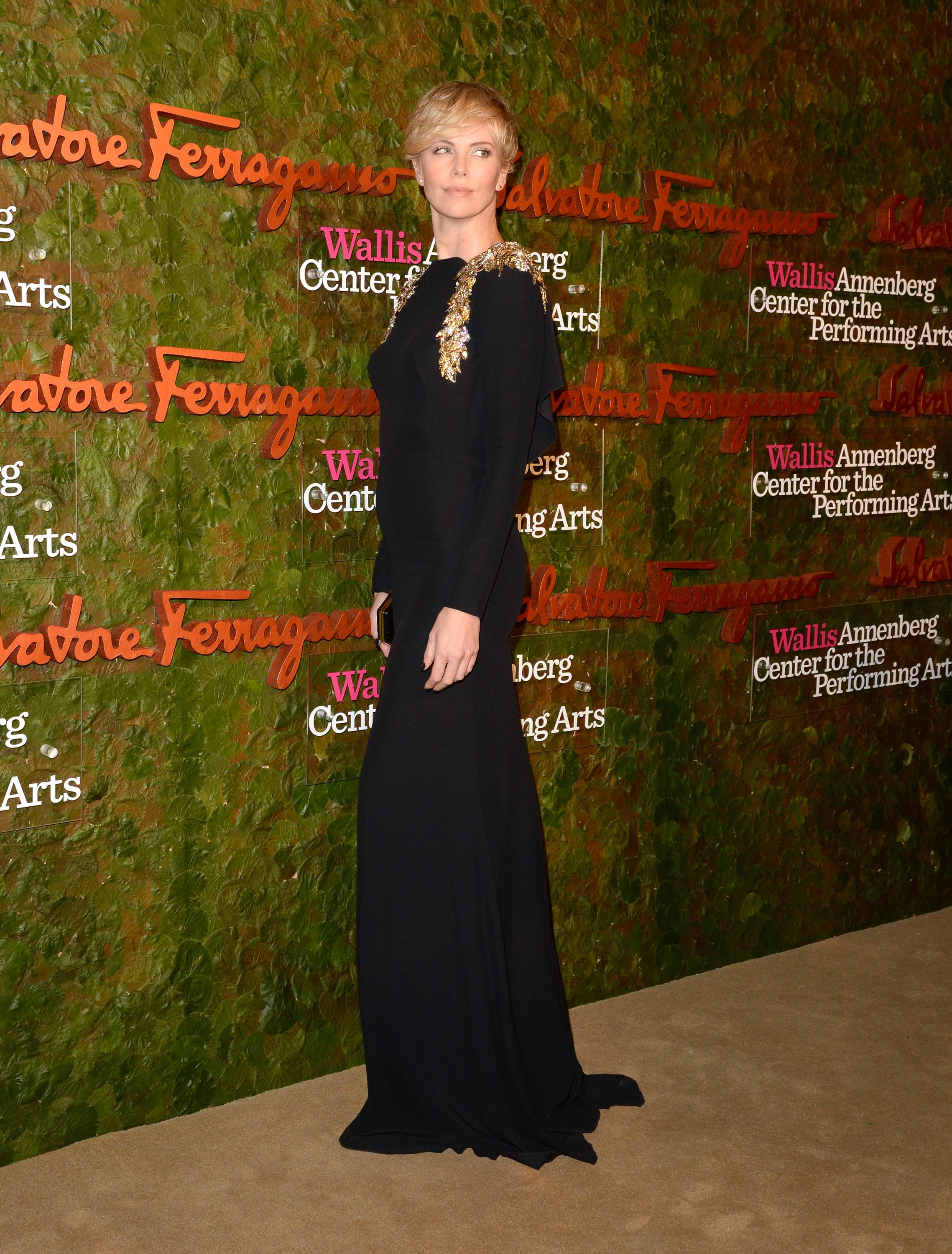 Wallis Annenberg Center For The Performing Arts Inaugural Gala Presented By Salvatore Ferragamo – Red Carpet