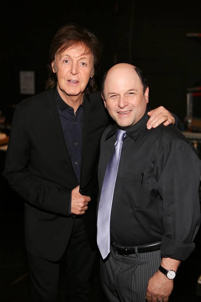 Paul McCartney, Jason Alexander