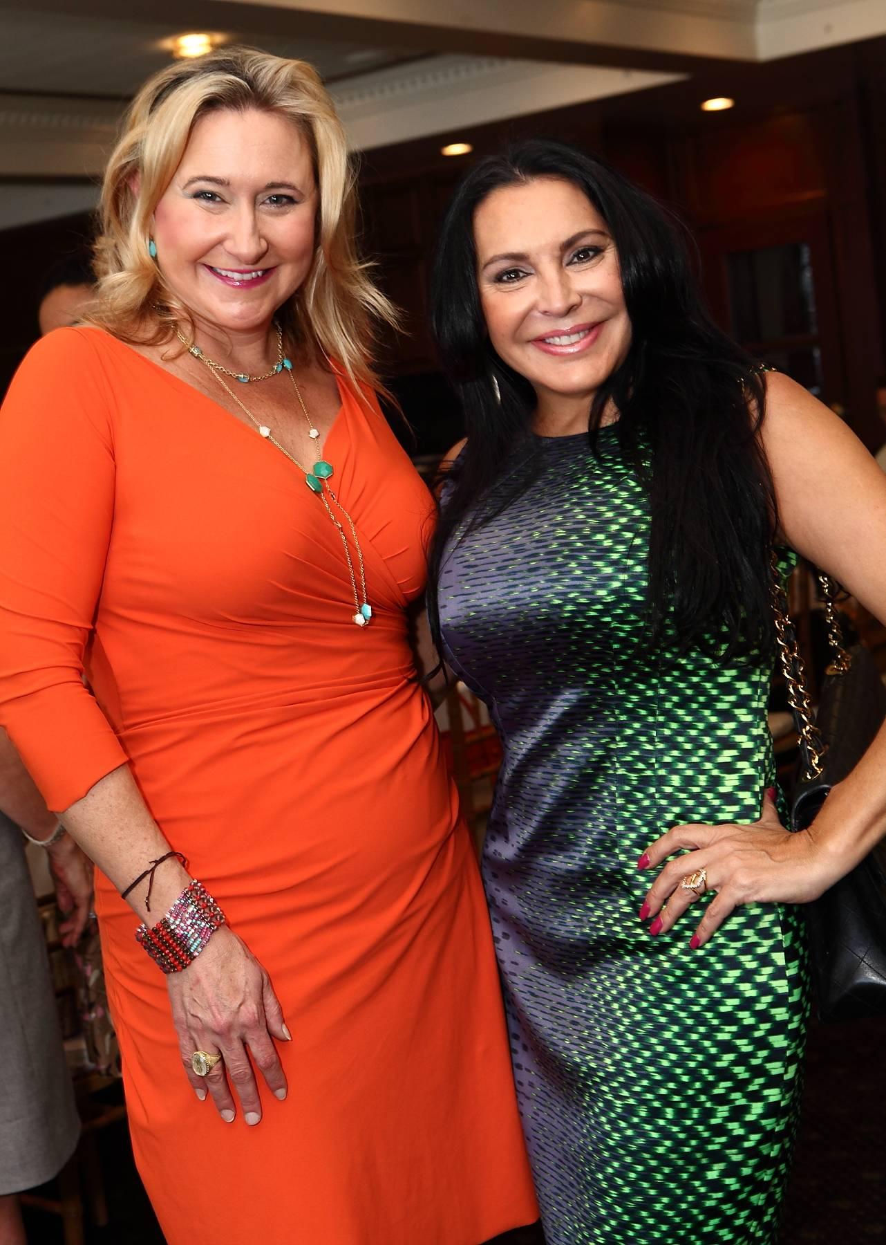 Lozano ( Gala Co-Chair), Lourdes Martinez