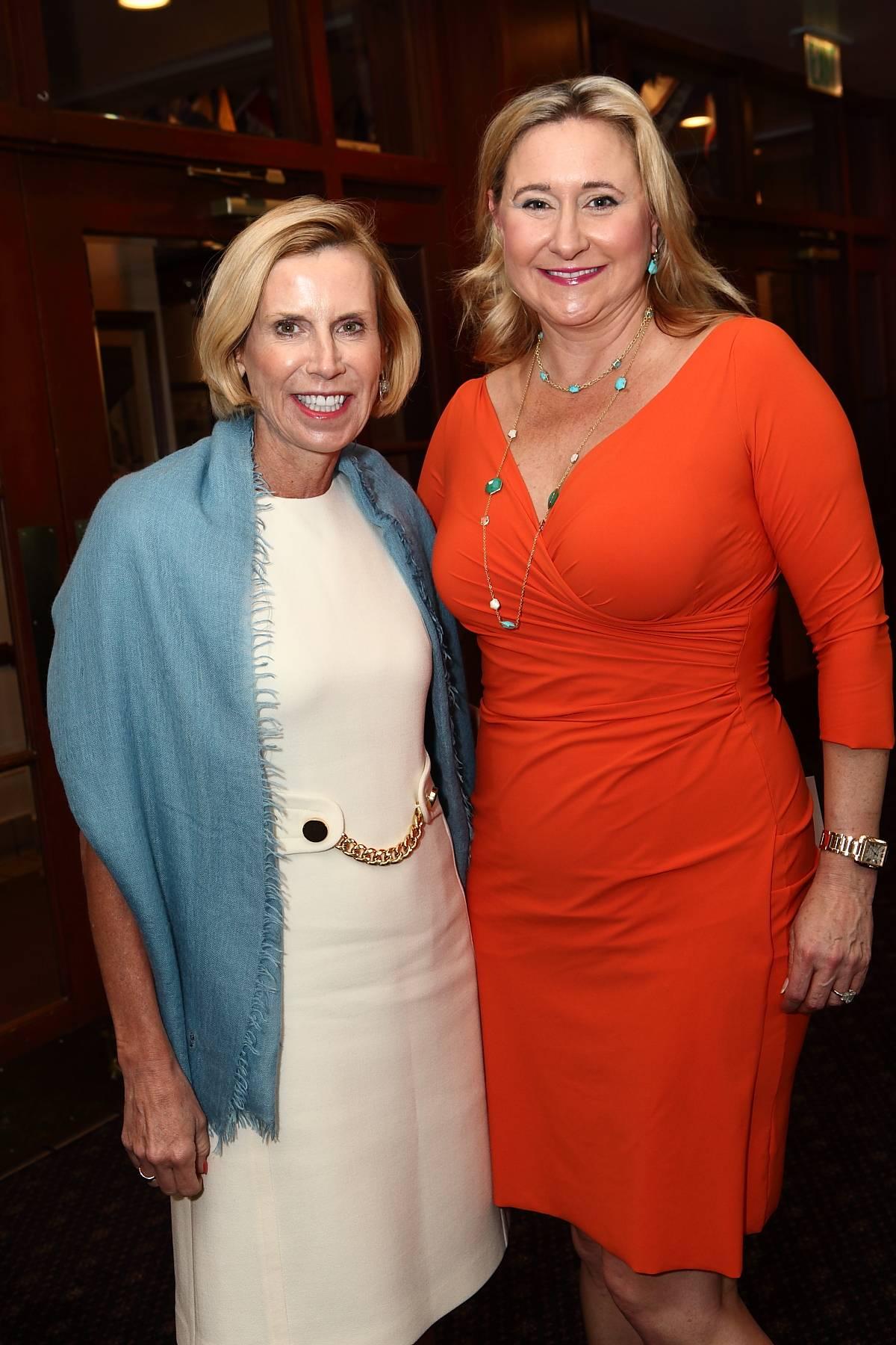 Nancy Batchelor (2014 Gala Co-Chair and Honorary Chair ), Nicole Lozano ( 2014 Gala Co-Chair)