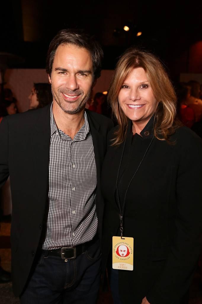 Eric McCormack, Lisa Paulsen