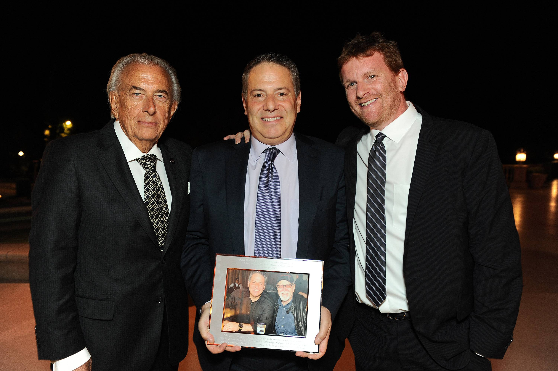 6690 - Frank Mancusco, Howard Tenenbaum and Gil Cates Jr.