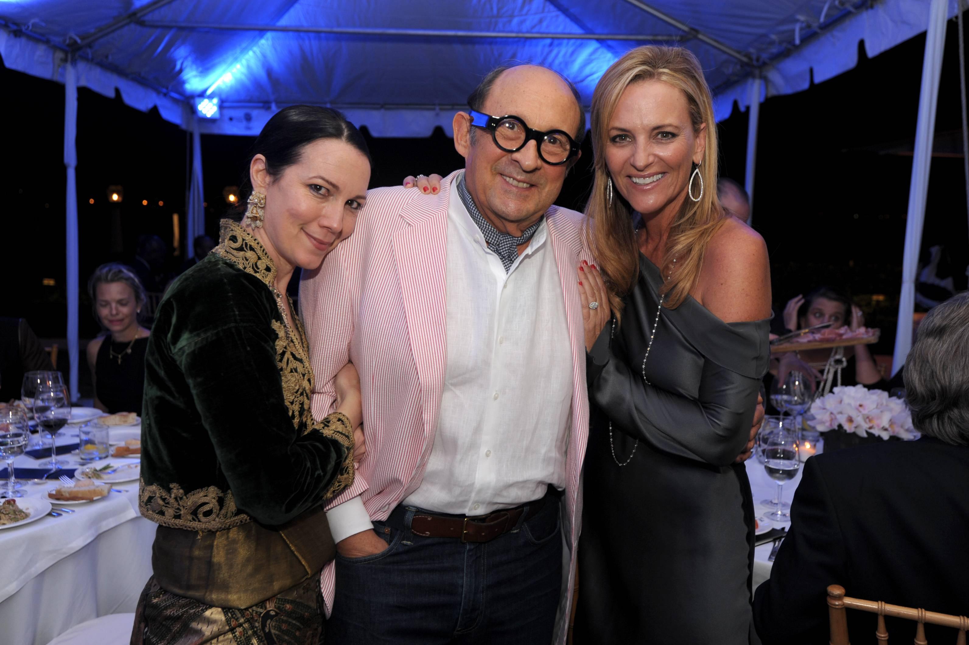 Adrienne bon Haes, Marvin Ross Friedman, & Lisa Petrillo