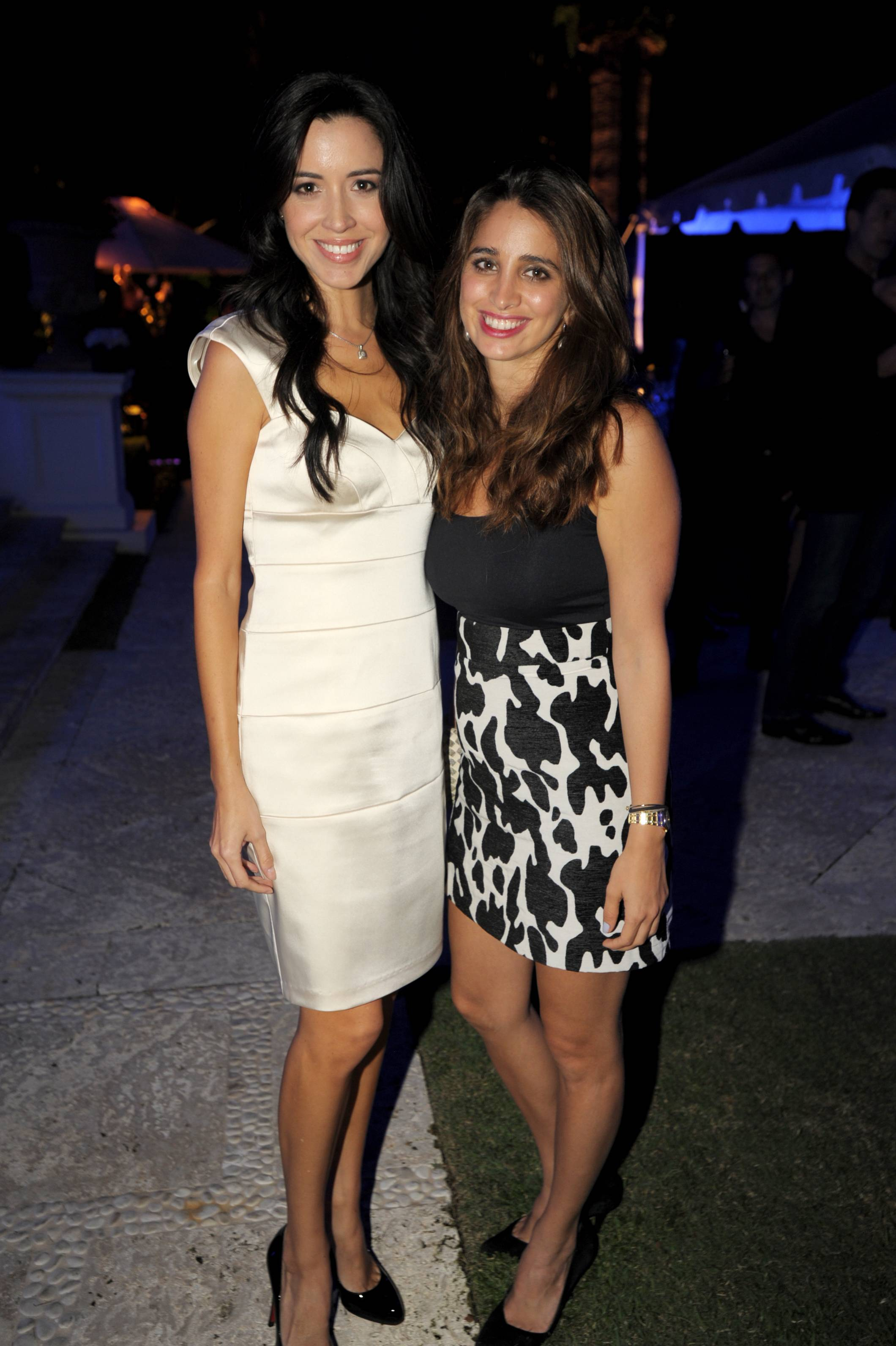 Alejandra Campoverdi & Yara Taher1