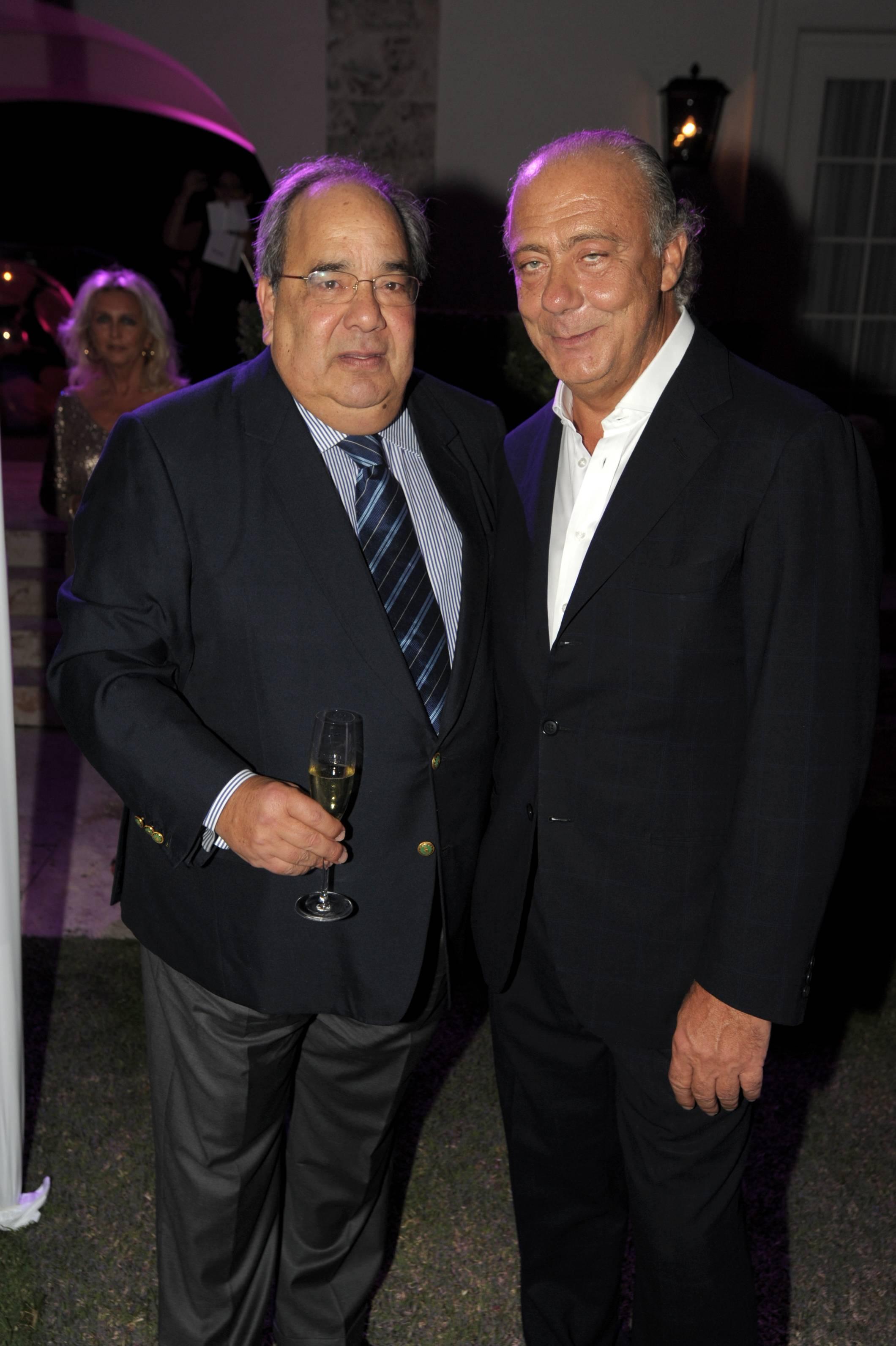 Alfredo Beracasa & Fawaz Gruosi