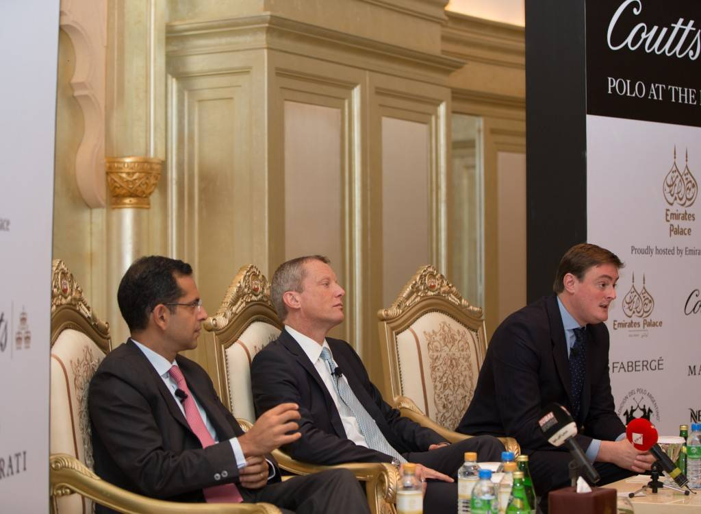 Amir Sadr, Coutts_ Holger Schroth, Emirates Palace_ Rory Heron, City Events (L-R)