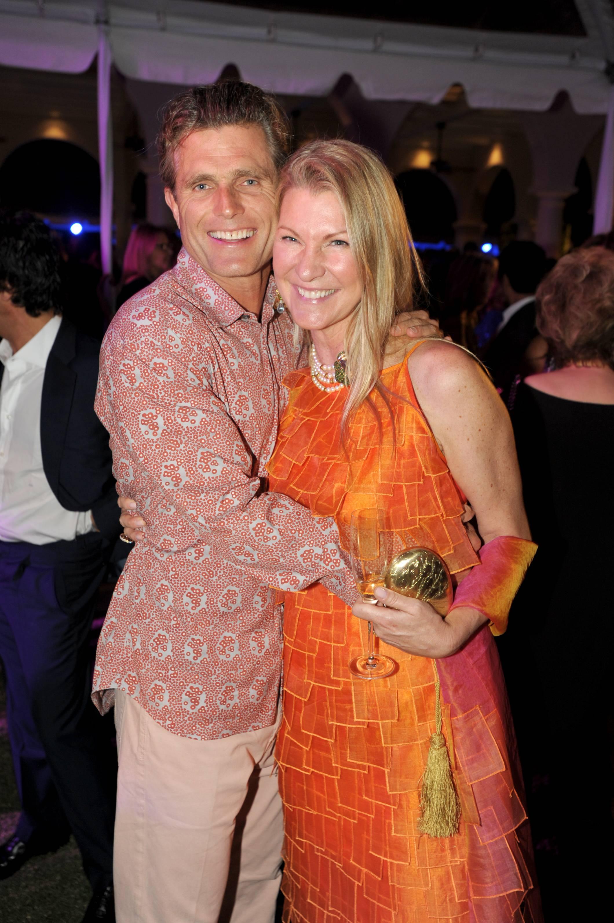 Anthony Shriver & Elizabeth Beracasa1