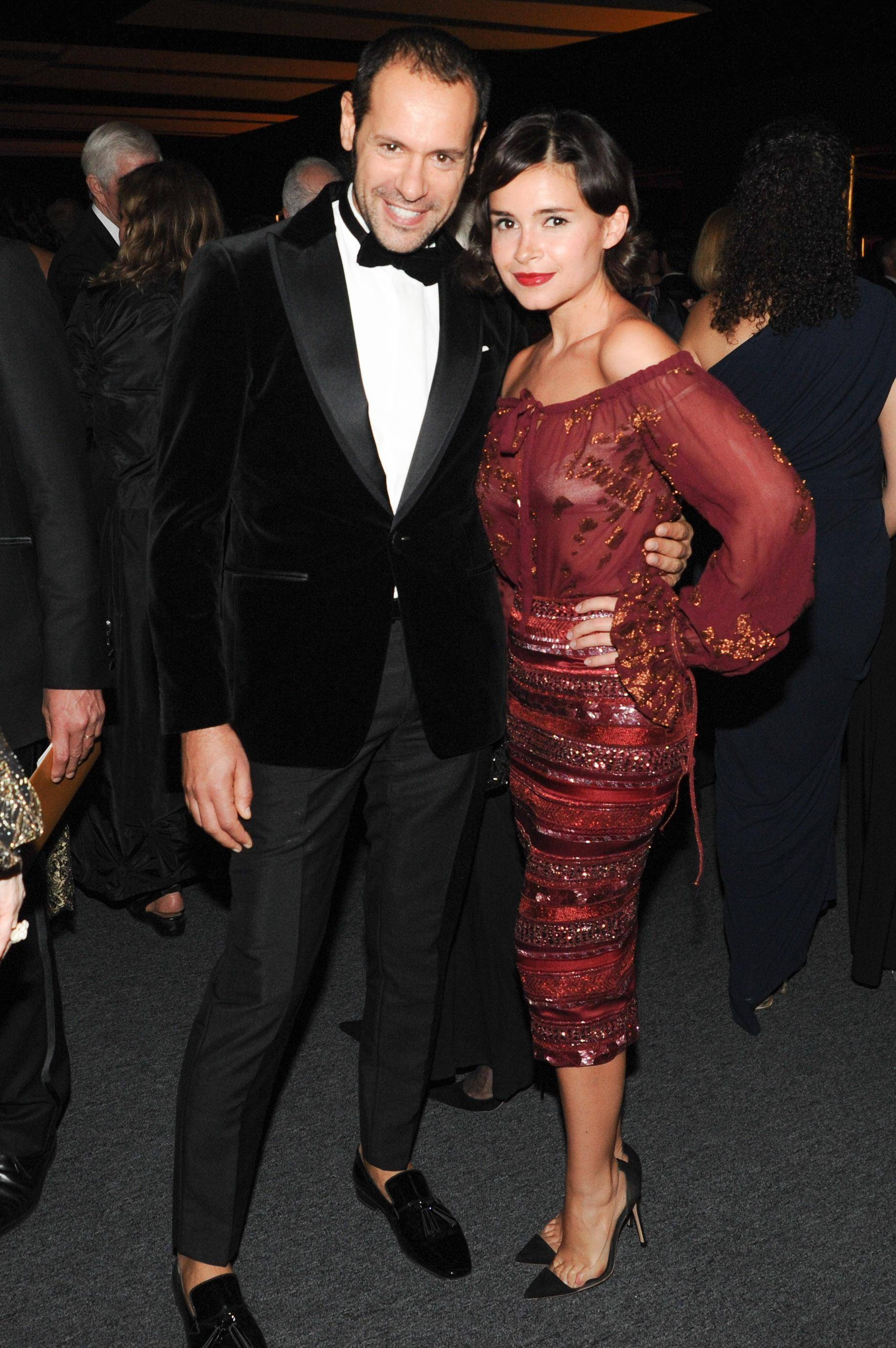 SALVATORE FERRAGAMO Sponsors the Inaugural Gala of the WALLIS ANNENBERG CENTER FOR THE PERFORMING ARTS- Part II
