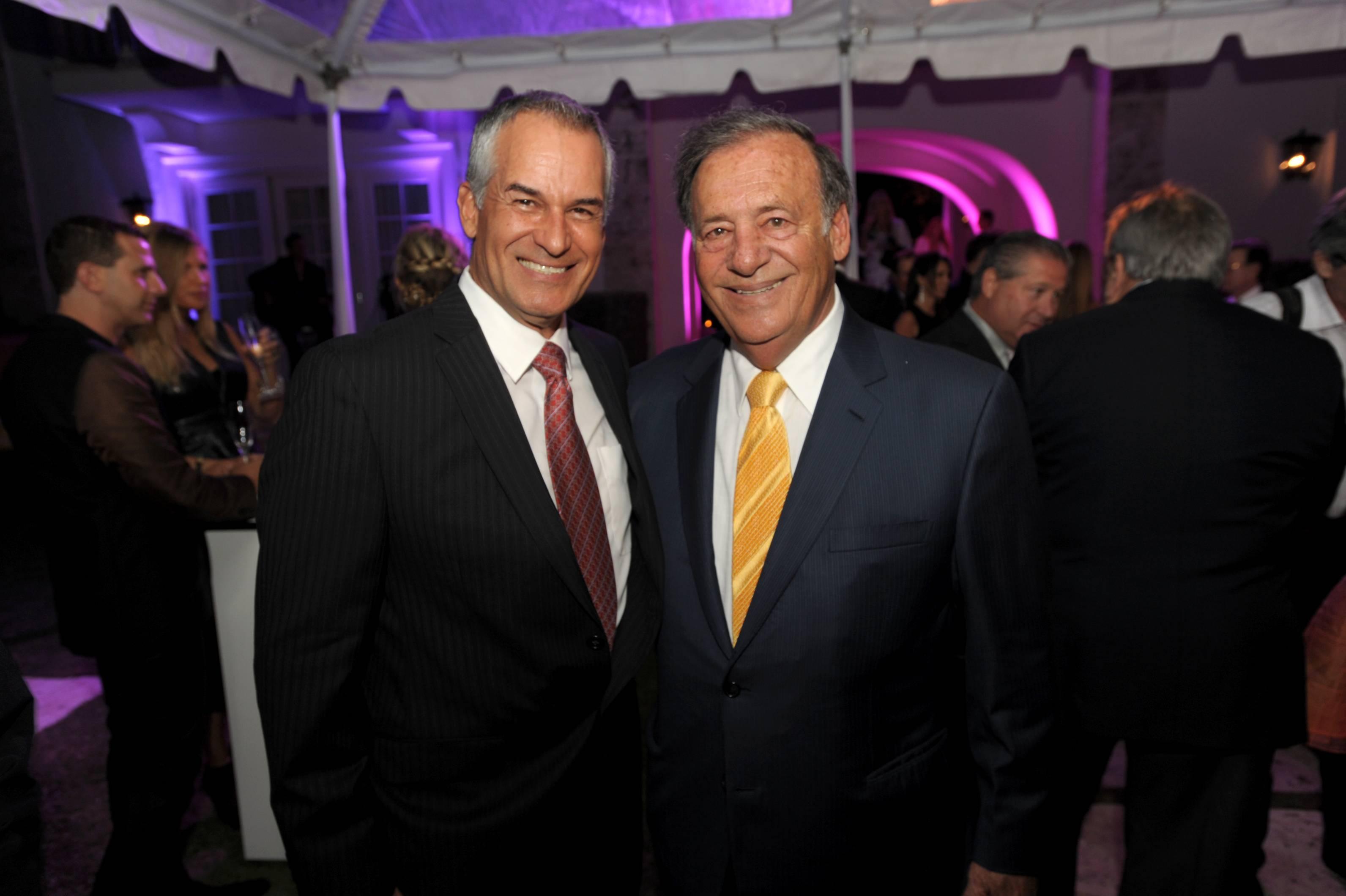 Bernard Garsen & Jeff Berkowitz
