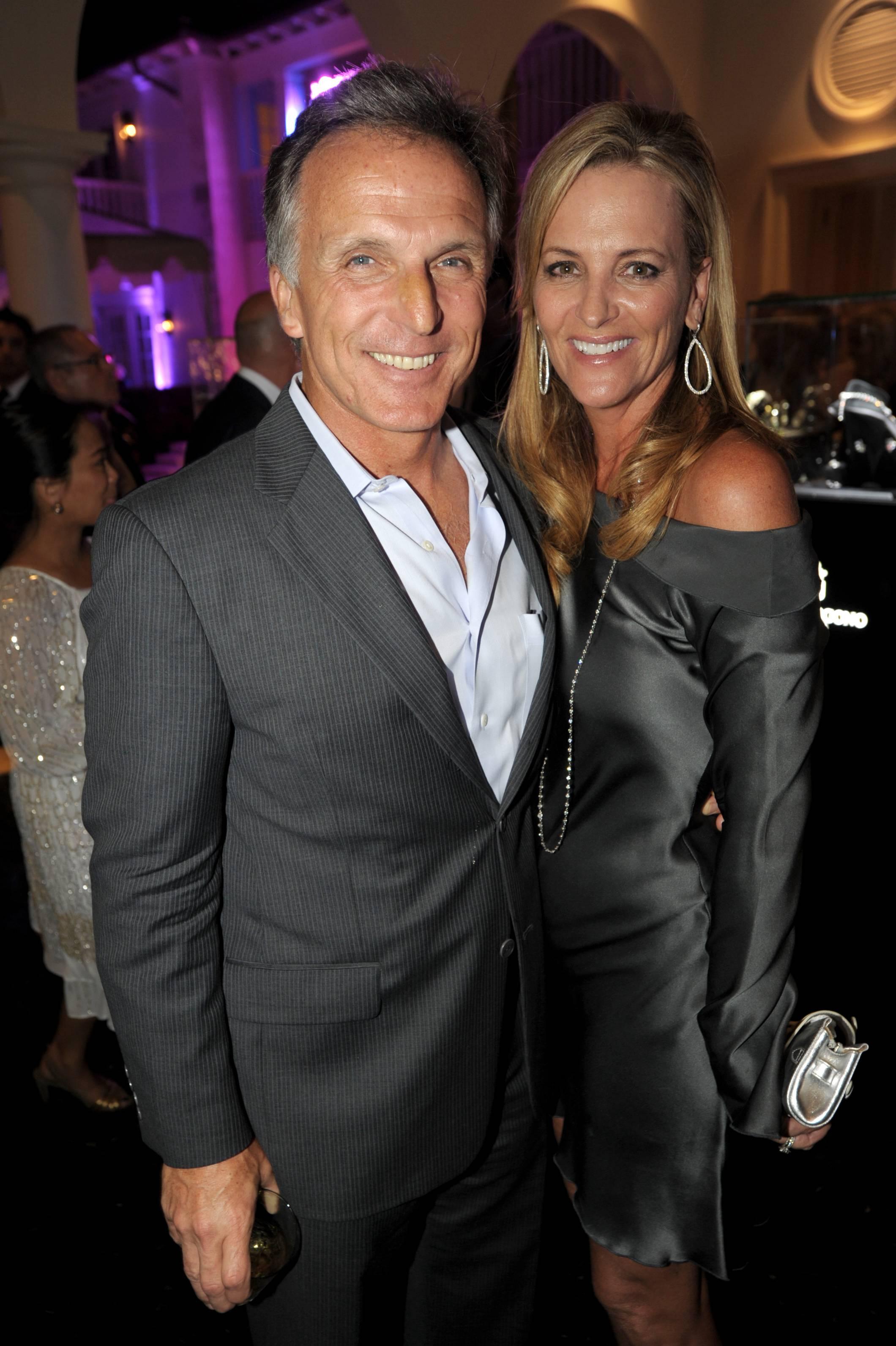 Bill McCue & Lisa Petrillo1