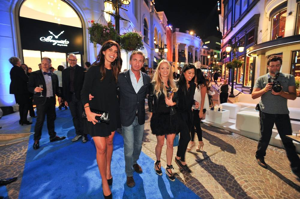 Breguet Blue Carpet_Guests 2