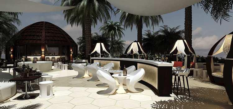 Puro Beach Lounge