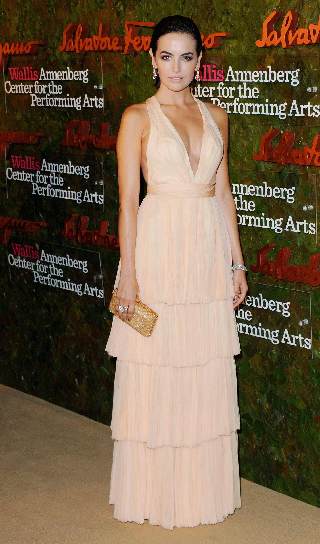 Camilla Belle - Van Cleef  Arpels - Photo by Jon Kopaloff  - Film Magic Getty Images 185174781