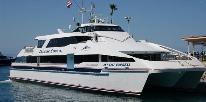 Aboard the comfortable Catalina Express, sit back, relax and enjoy beautiful waterfront views on a 1-hour ride from Long Beach or San Pedro. You will be delivered to Avalon, the southernmost city of Los Angeles County. Once you disembark your ferry, you are a 5-minute walk from the downtown download-free-daniel.tk: $