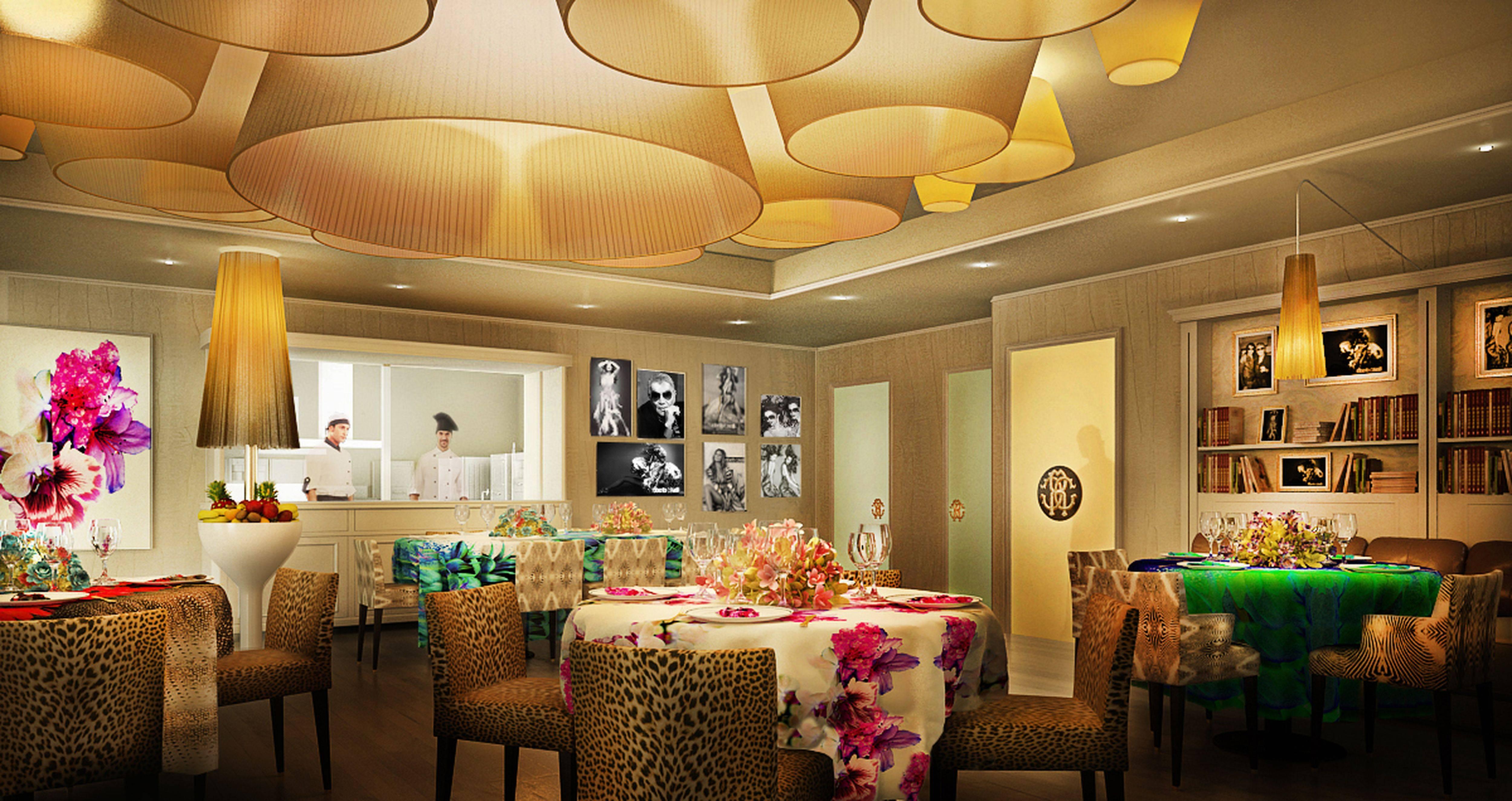 Cavalli Restaurant & Lounge Miami - Restaurant