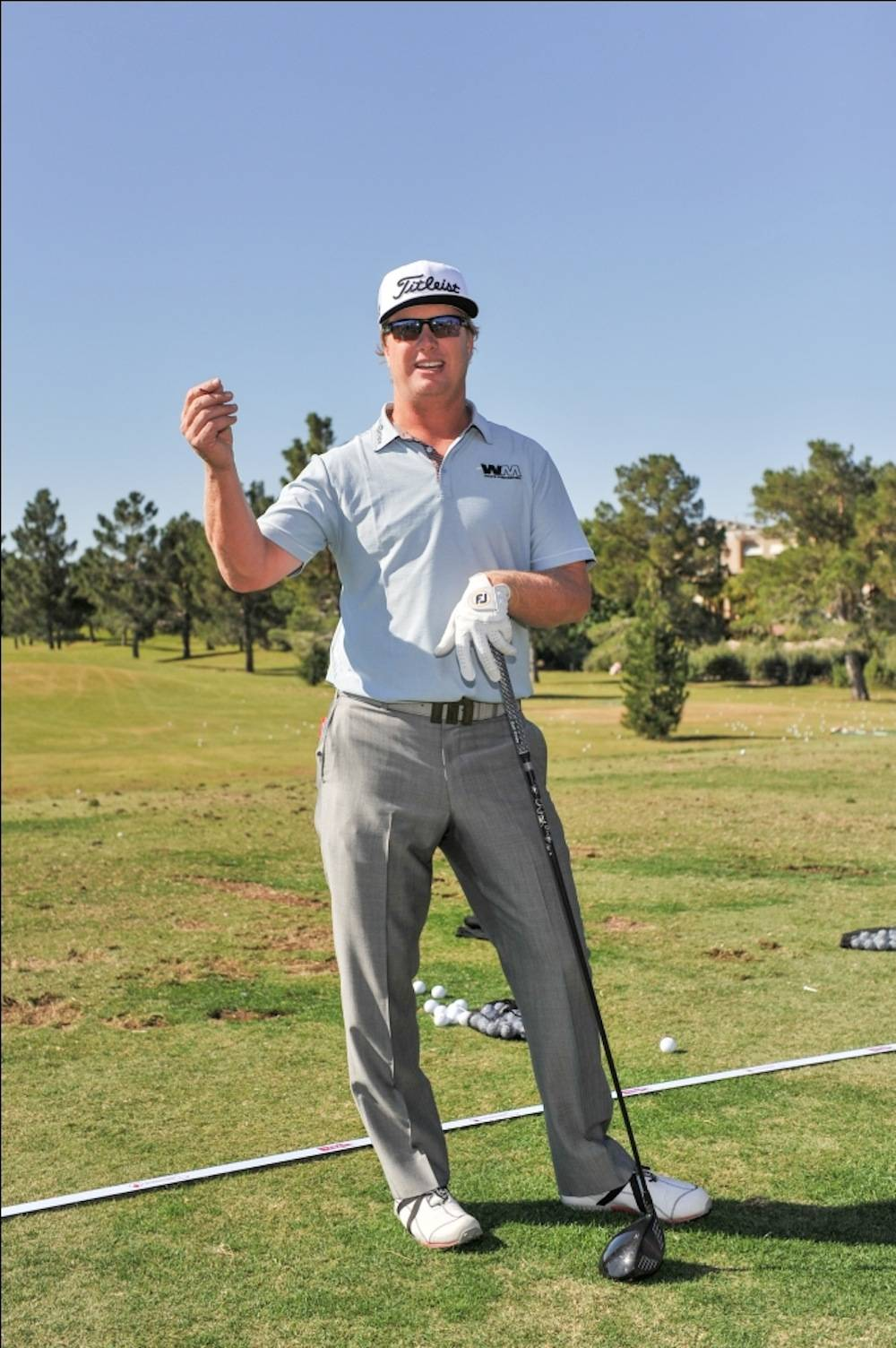 Charley Hoffman Foundation Las Vegas Pro Am - Monday Oct 14 - credit - Shriners Hospitals for Children Open 10 - compressed