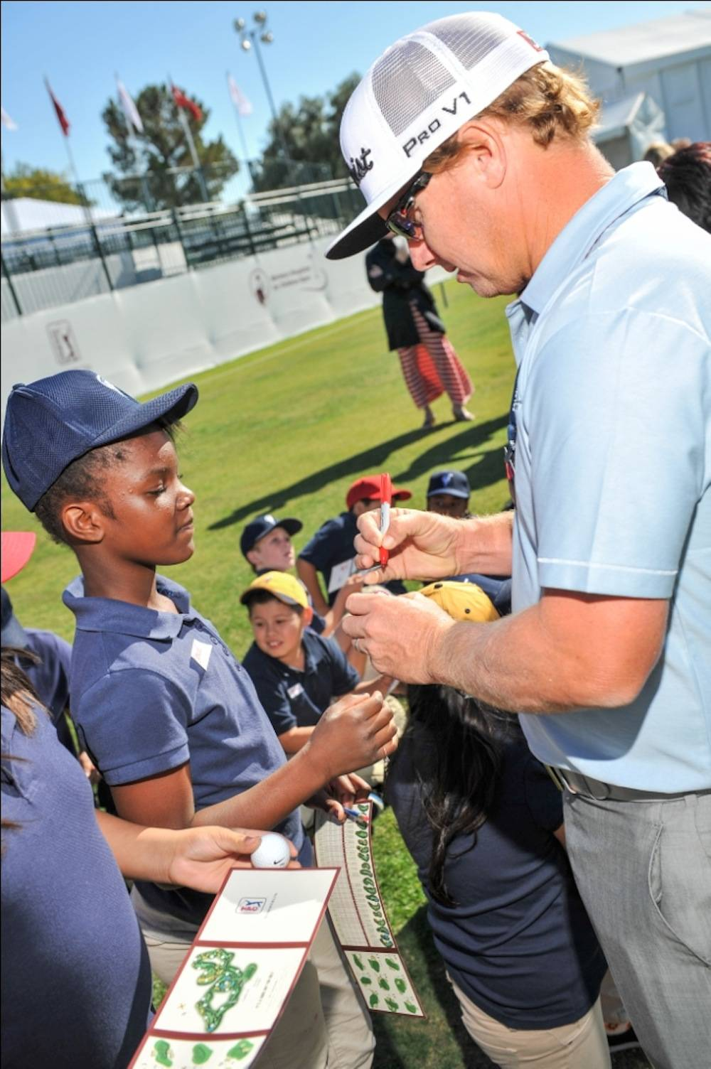Charley Hoffman Foundation Las Vegas Pro Am - Monday Oct 14 - credit - Shriners Hospitals for Children Open - compressed