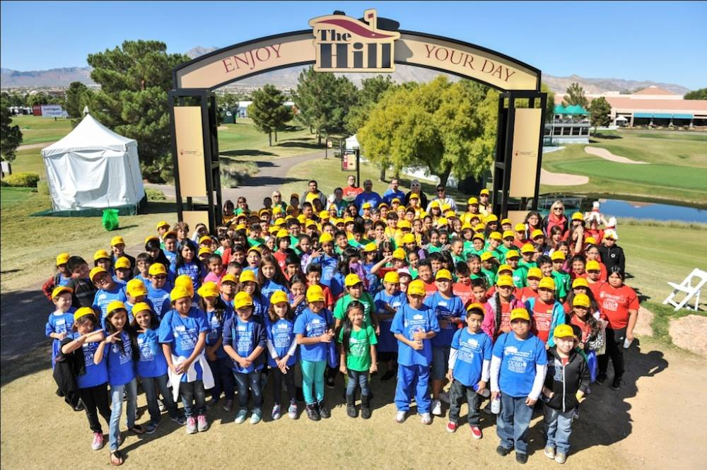Clark County School District Day - credit - Shriners Hospitals for Children Open 3 - compressed